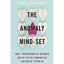 The Anomaly Mind-set. Sandi Krakowski  - Buch