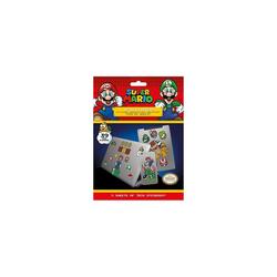 ak tronic Sticker Tech Sticker Super Mario