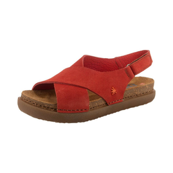 Art Rhodes Klassische Sandalen Sandale orange 40