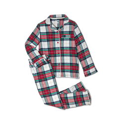 Flanell-Pyjama