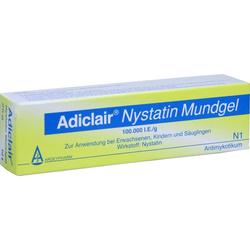 Adiclair Mundgel
