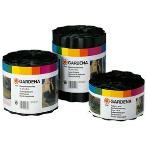 Gardena 534-20  Garten-Einfassungsrolle  Kunststoff  Schwarz  200 mm  9 m  1 Stück(e)