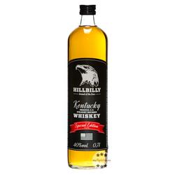 Hillbilly Bourbon Whiskey
