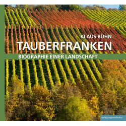 Tauberfranken als Buch von Klaus Bühn