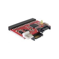 Delock Converter SATA to IDE Massenspeicher Controller SATA-150 40-polig - SATA - ATA100 (61635)