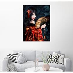 Posterlounge Wandbild, Chio-Chio-San 100 cm x 130 cm