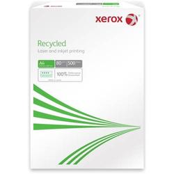 Kopierpapier Recycled weiß 80g/qm A4 VE=500 Blatt