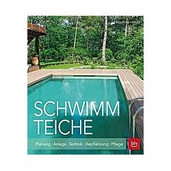 Schwimmteiche. Wolfram Franke  - Buch