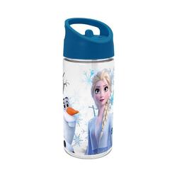 Disney Frozen Trinkflasche Trinkflasche Eiskönigin 2 - Elsa & Olaf, 450ml