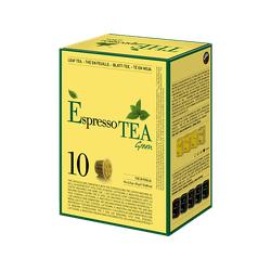 CAFFE VERGNANO Espresso Tea Green Teekapseln (Nespresso)