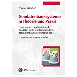 Geodatenbanksysteme in Theorie und Praxis. Thomas Brinkhoff  - Buch