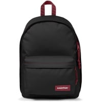 EASTPAK Out of Office blackout stripe red