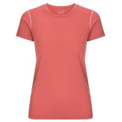 SUPER.NATURAL W BASE 175 T-Shirt 2019 tandoori/georgia peach - L