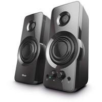 Trust Orion 2.0 Speaker set 2.0 PC-Lautsprecher Kabelgebunden 18W Schwarz