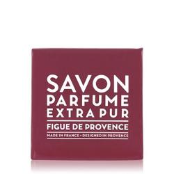 La Compagnie de Provence Savon Parfume Extra Pur Figue de Provence mydło w kostce  100 g