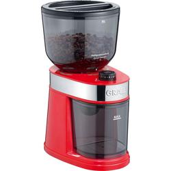 Kaffeemühle CM 203, rot, Scheibenmahlwerk, Kaffeemühle, 85421056-0 rot rot