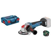 Bosch GWX 18V-10 PSC Professional ohne Akku + L-Boxx 06017B0800