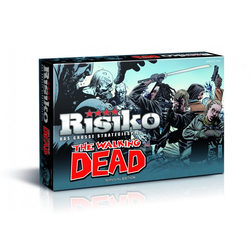 Winning Moves Spiel, Brettspiel Risiko Walking Dead