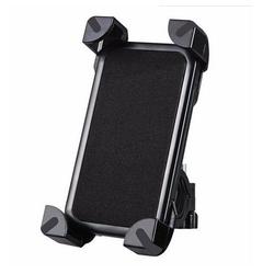 PRECORN Fahrradhalter Handy Universale Fahrradhalterung zur Montage am Lenker Handyhalter am Fahrrad Fahrradhalterung Lenkradhalterung Universal für Smartphones, Handy, Navi, GPS, etc.