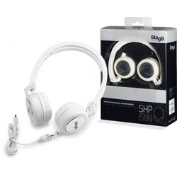 Kopfhörer Stagg SHP-I500 WH