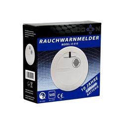Jucon Rauchmelder (Q-Siegel, VDS Zertifiziert)