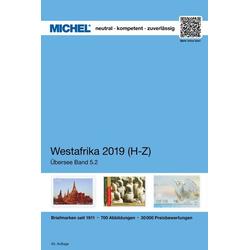 MICHEL Westafrika 2019 Teil 2 H-Z als Buch von