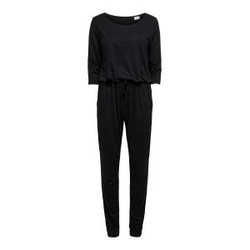 ONLY 3/4 Jumpsuit Damen Schwarz Female L