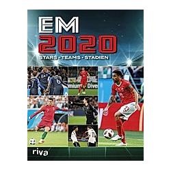 EM 2020 Ausgabe für die Schweiz. Benjamin Tonn  - Buch
