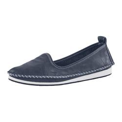Slipper mit flexibler Laufsohle blau 38