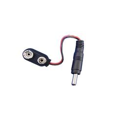 Adapterkabel für 9V Blockbatterie, für mini Funkkameras