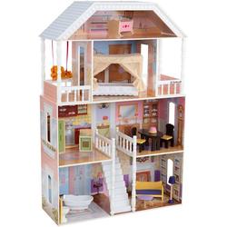 KidKraft® Puppenhaus Savannah, inkl. Puppenmöbel