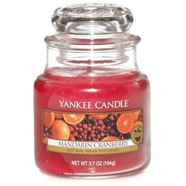 Yankee Candle Mandarin Cranberry kleine Kerze 104 g