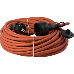 HAWA 10082100 Strom Verlängerungskabel 16A Rot 5.00m