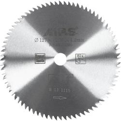 Connex Kreissägeblatt (1-St), Hand-/ Tischkreissägeblatt, CV, Feinstzahn, Ø 127 mm