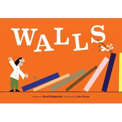 Walls: eBook von Brad Holdgrafer/ Jay Cover
