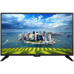 ECG 32H04T2S2 LED-Fernseher (81 cm/32 Zoll, HD-ready, Auflösung HD Ready/1366 x 768, Wiedergabe von Filmen über USB, Diagonale 32