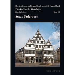 Stadt Paderborn als Buch von