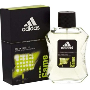 Adidas Pures Spiel Eau de Toilette Spray, 100 ml