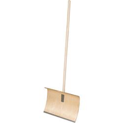 Holz - Schneeschieber, 50 cm