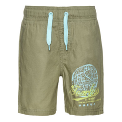 name it Boys Badeshorts Zak oil green