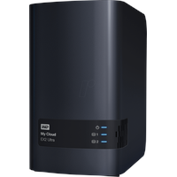 Western Digital My Cloud EX2 Ultra 6TB (2 x 3TB)