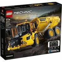 Lego Technic Knickgelenkter Volvo-Dumper 6x6 42114