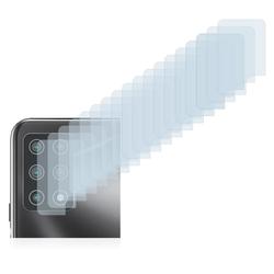 Savvies Schutzfolie für Cubot X30 (nur Kamera), (18 Stück), Folie Schutzfolie klar