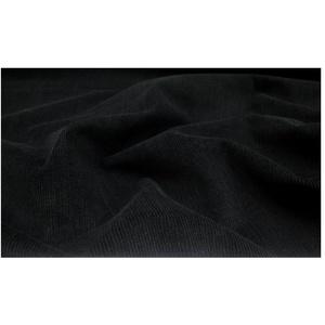 Fabrics-City% SCHWARZ BAUMWOLLE FEINCORD CORD STOFF CORDSTOFF STOFFE, 3578