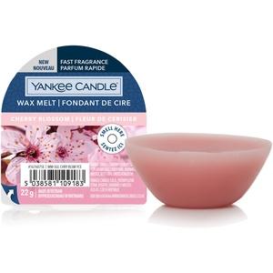 Yankee Candle Duftwachs Wax Melts | Cherry Blossom | bis zu 8 Stunden Duft | 1 Stück
