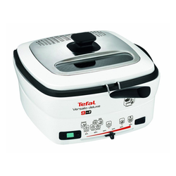 Tefal Fritteuse FR 4950 Versalio Deluxe 9-in-1 Fritteuse