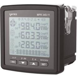 ENTES MPR-34S-11-72 Digitales Einbaumessgerät MPR-34S-11-72 Multimeter Einbauinstrument 1x Digitale
