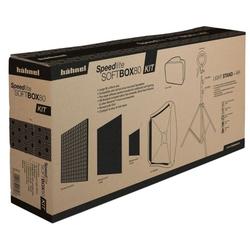Hähnel Universal-Softbox 80 inkl. Stativ