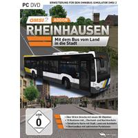 OMSI 2: Rheinhausen (Add-On) (USK) (PC)