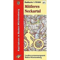 Mittleres Neckartal - Buch